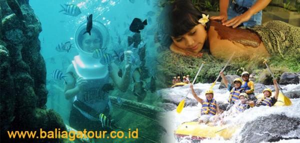 Paket Bali Wisata 3 Hari 2 Malam Adventure