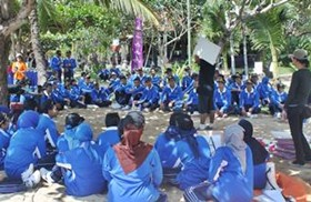 Outbound Lombok