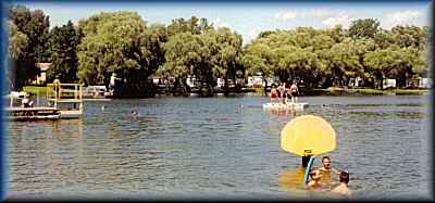 Lake Lenwood Beach and Campground4