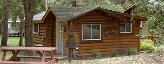 Log Cabin Resort & Campground1