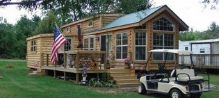 River Bay Premier Camping Resort1