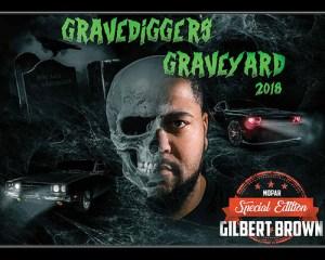 Gilbert Brown Calendar