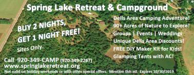 Spring Lake Retreat