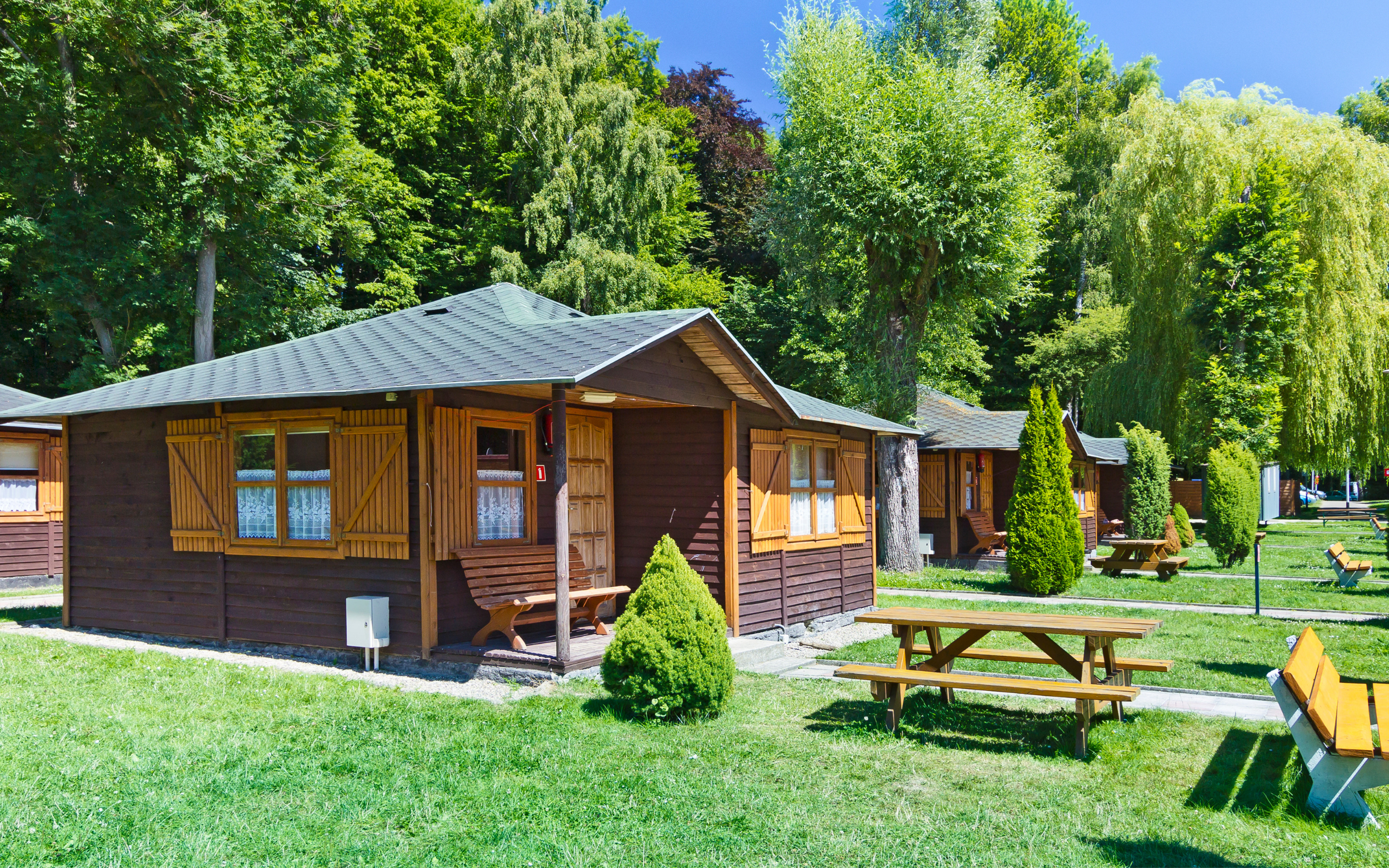 WI Camping Cabin Rentals – Wisconsin Association of Campground Owners