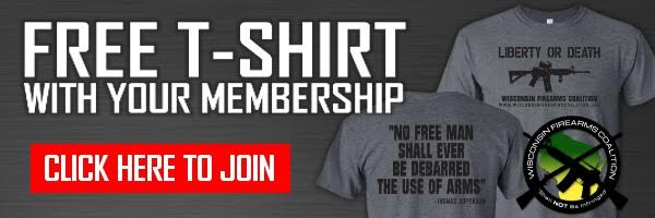 Stand With Us in Defense of the Second Amendment and Pick Up Free Gear!