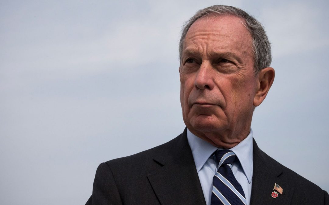Bloomberg Sets His Sights On Wisconsin