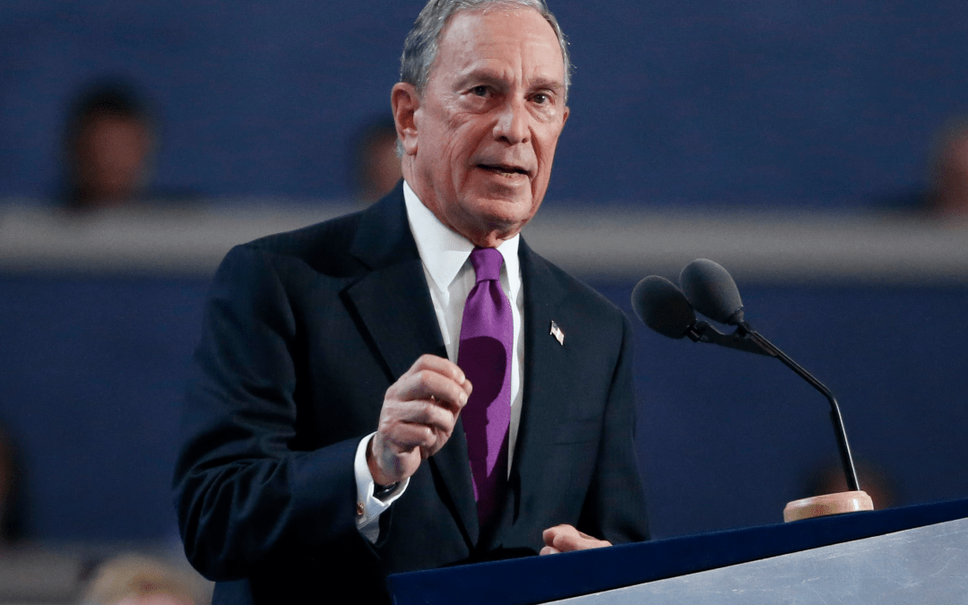 Michael Bloomberg Attacks the Wisconsin Firearms Coalition!