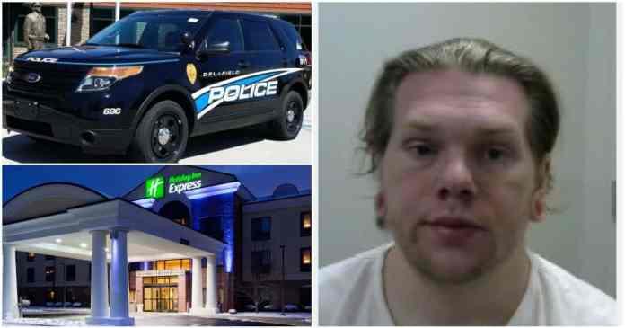 Nathanael Benton delafield shooting Delafield Police Shooting