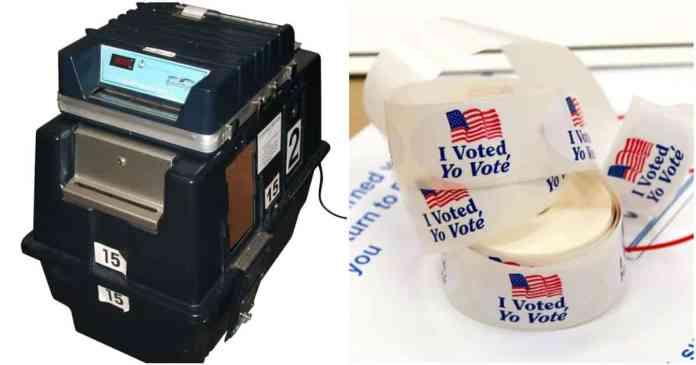 wisconsin voting machines wisconsin Dominion