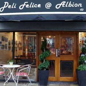Exhibitions by Nadia Ng and Dudu Rosa @ Cafe Deli Felice at Albion | London | United Kingdom