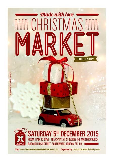 Made With Love Christmas Market