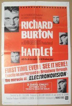 Sands films cinema January Hamlet