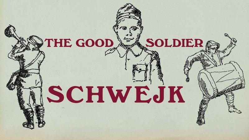 The Good Soldier Schwejk Logo
