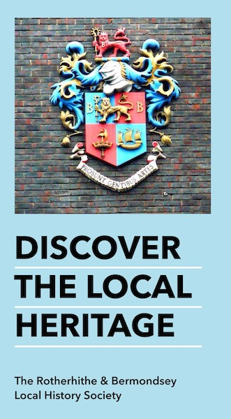 The Rotherhithe and Bermondsey Local History Society