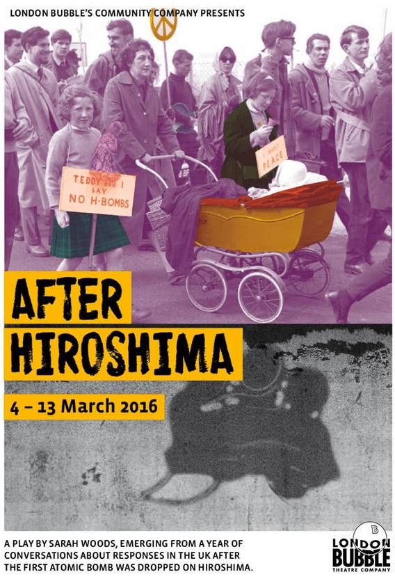 After Hiroshima London Bubble