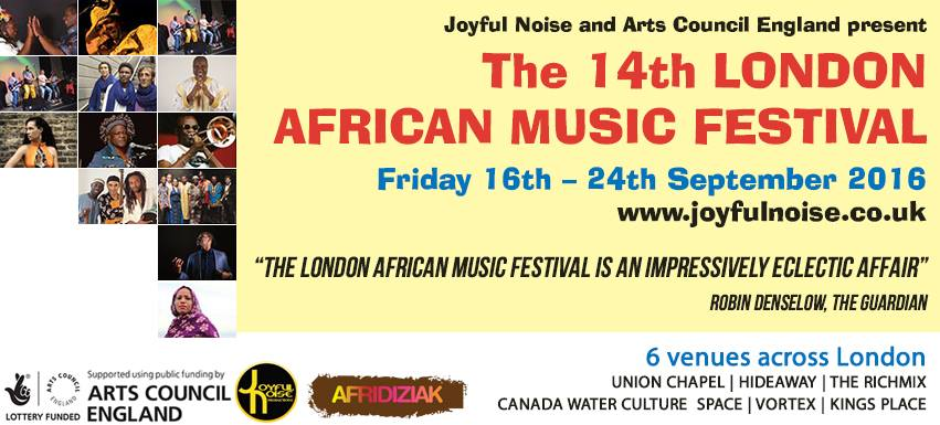 London African Music Festival