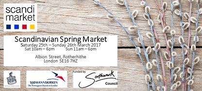 Scandimarket Spring Market