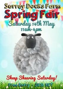 Surrey Dock Farm Spring Fair