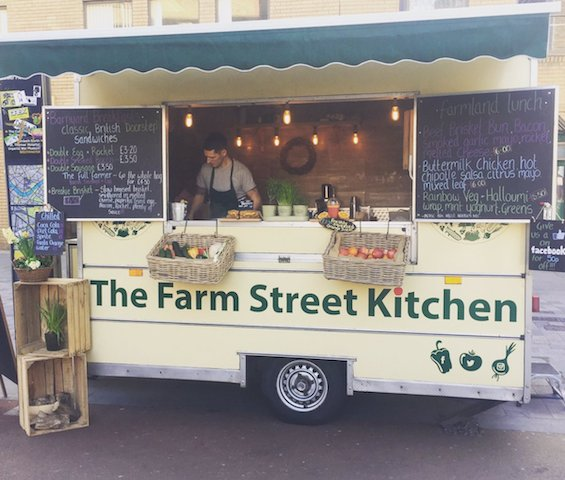 The Farm Street Kitchen