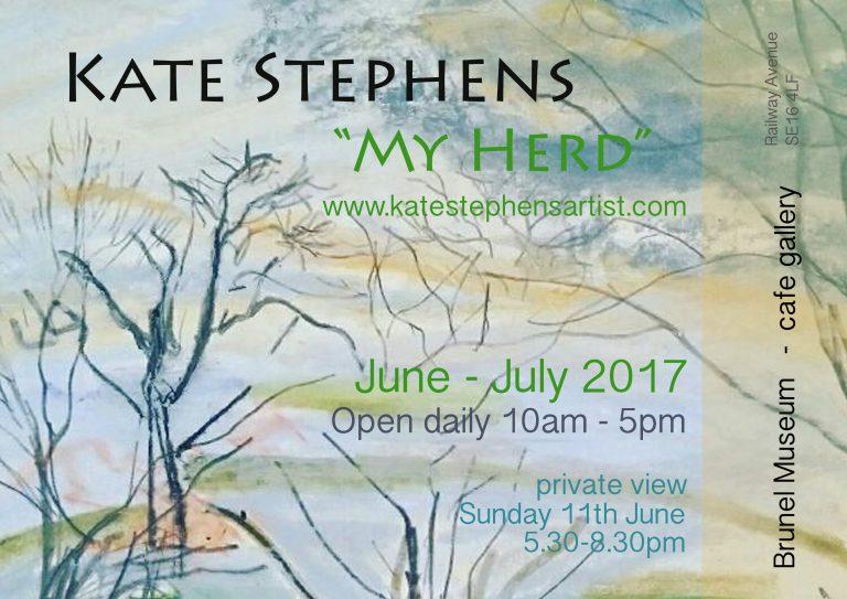 Brunel Museum Cafe Gallery Kate Stephens My Herd