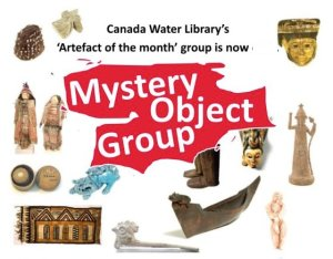 Mystery Group Object _ Artefact of the month