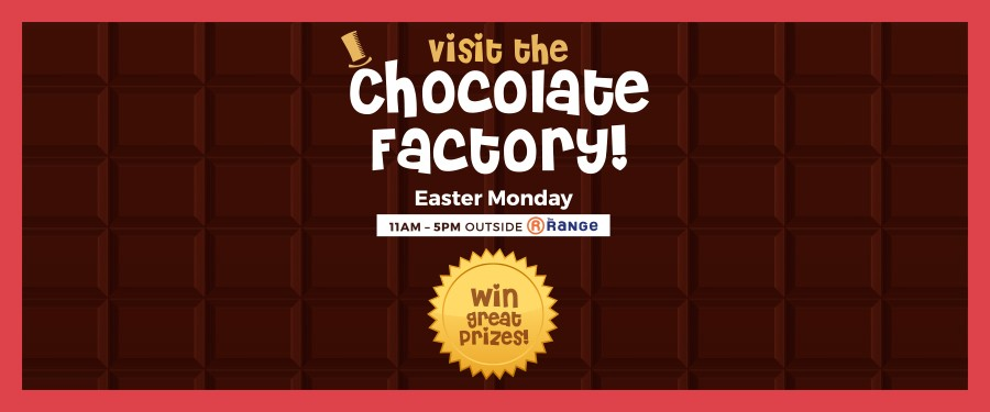 Surrey Quays Shopping Centre Chocolate Factory