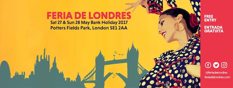 Feria De Londres 2017
