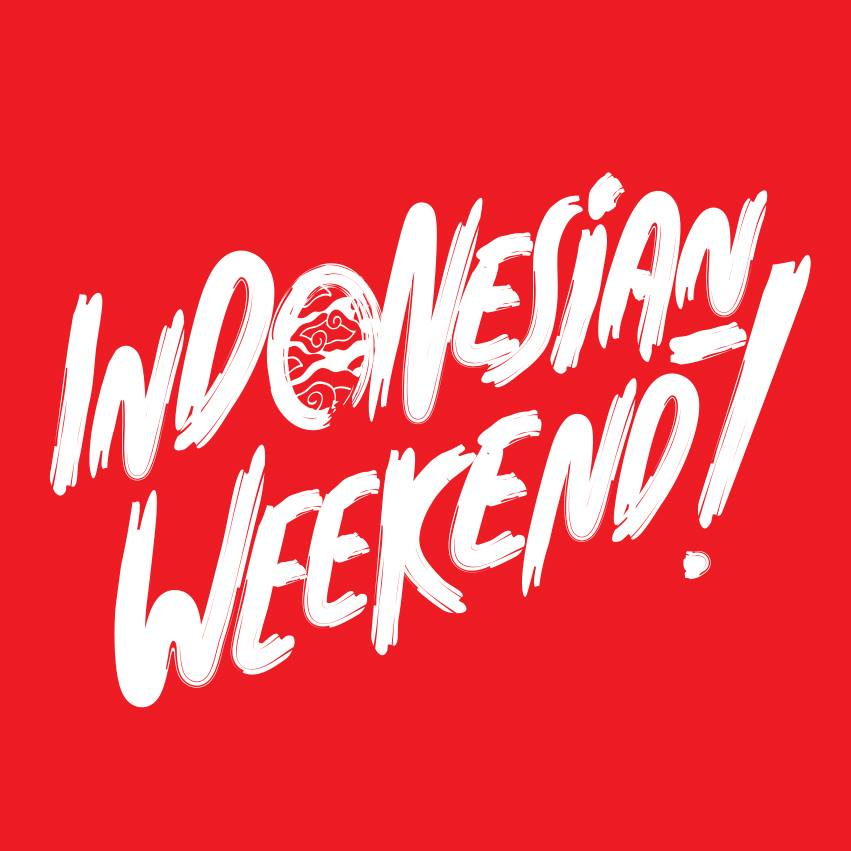 Indonesian Weekend Logo