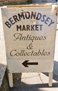 Bermonsey Square Antiques Market