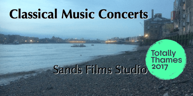Classical Musical Concerts Totally Thames
