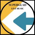 Superglad Music Logo