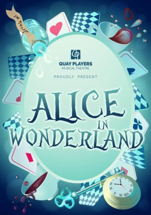 Quay Players Alice in Wonderland