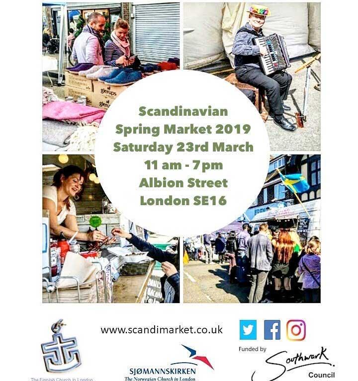 Scandimarket Spring 2019