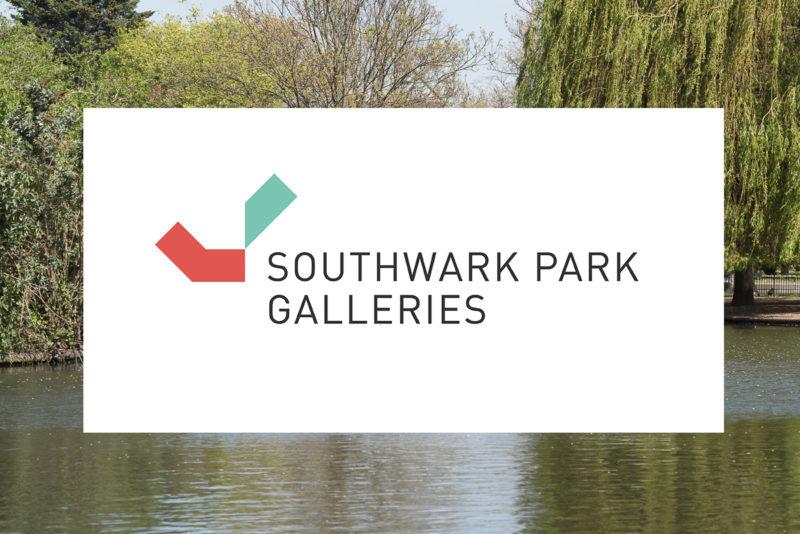 Southwark Park Galleries New Name Logo