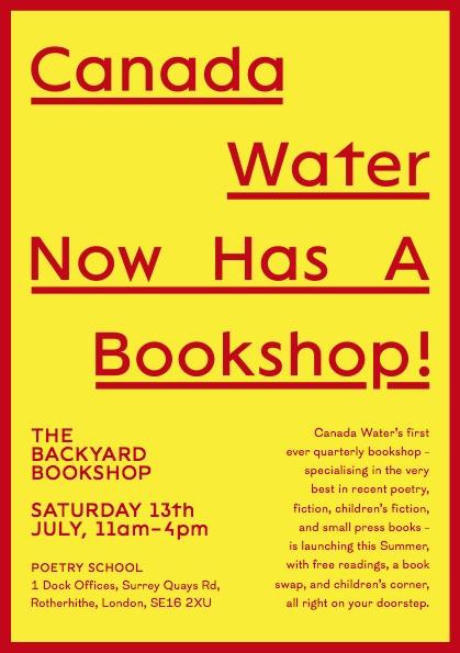 The Backyard Bookshop
