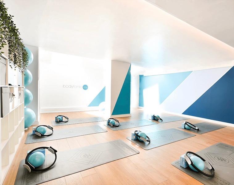 prenatal yoga class in Bodytonic Clinic
