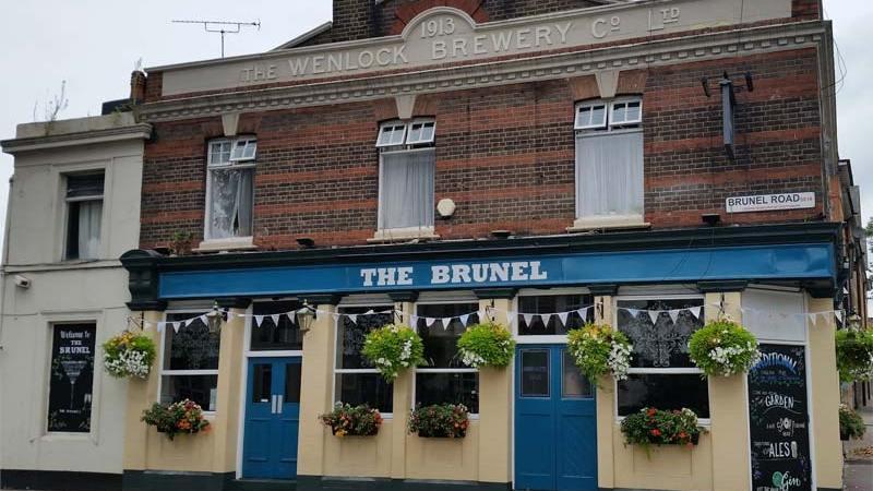 The Brunel Pub