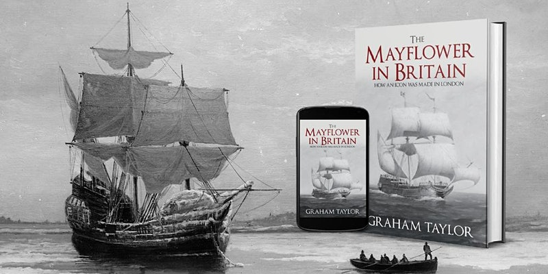 The Mayflower in Britain Live Book Launch