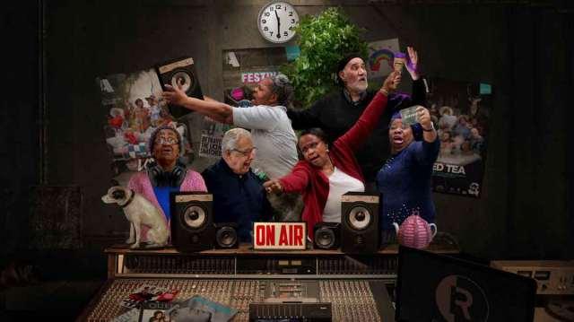 Meet Me on the radio