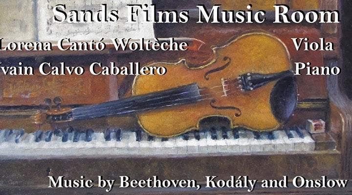 Viola & Piano Duo by Sands Films Studio