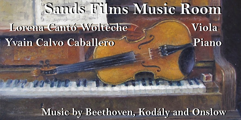 Viola & Piano Duo by Sands Films Studio
