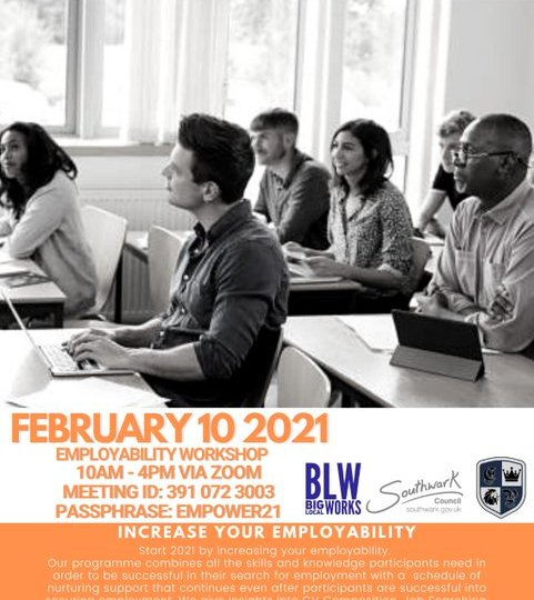 employability workshop february 2021