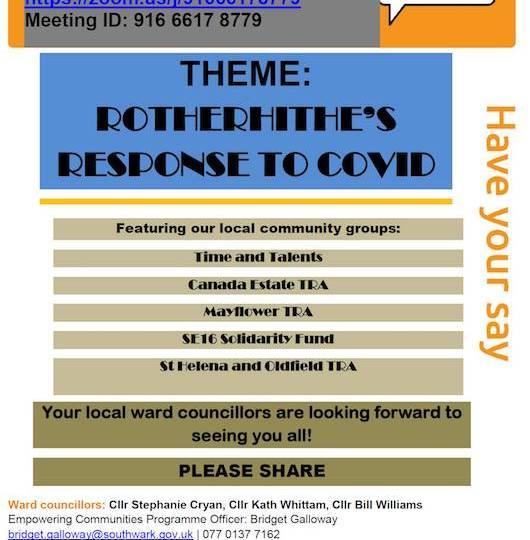 rotherhithe-ward-meeting-Rotherhithes-Response-to-COVID