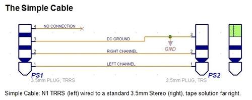 3 5 Stereo Jack Wiring Diagram - Merzie.net