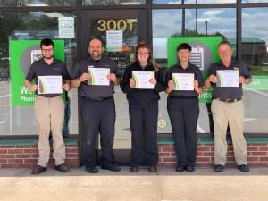 WISE™ Certified RepairQ Technicians