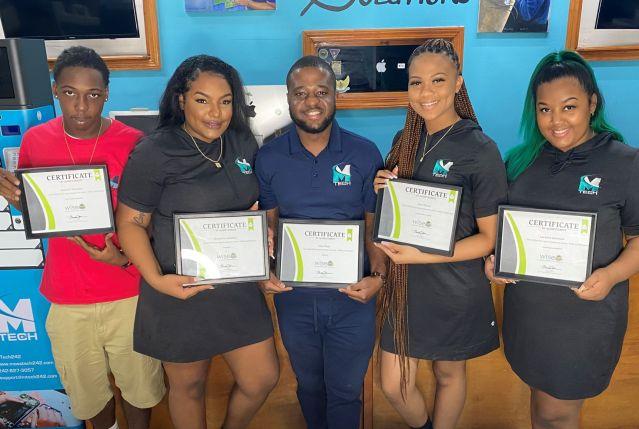 WISE Certification MTech Bahamas