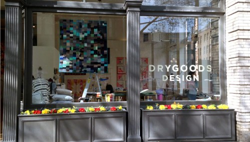 Drygoods Design April Artwalk