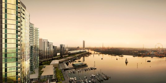 Concavo – 9 Waterside Place, Docklands