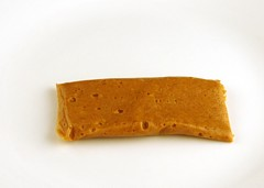 200 Calories of Peanut Butter Power Bar