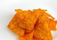 200 Calories of Doritos